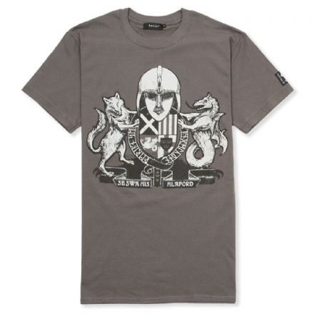 Englisc Arms T-Shirt  - Charcoal